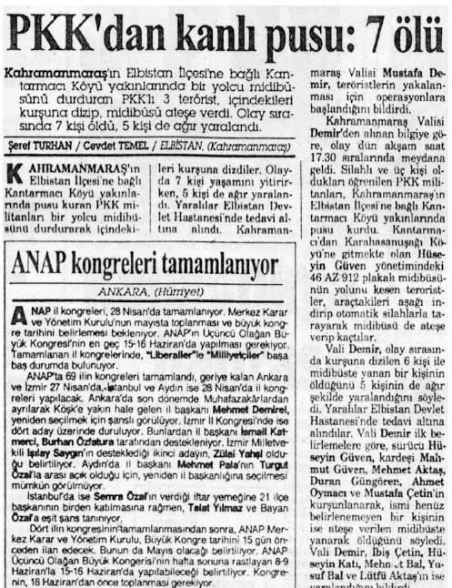 Karahasanuşağı köyü katliamı