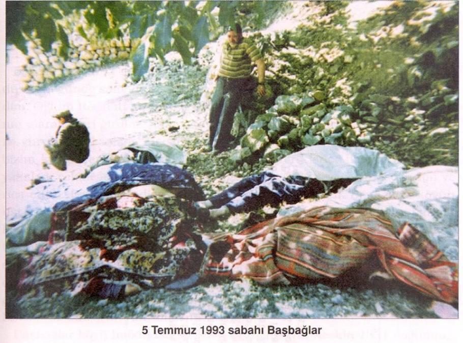 next morning in basbaglar