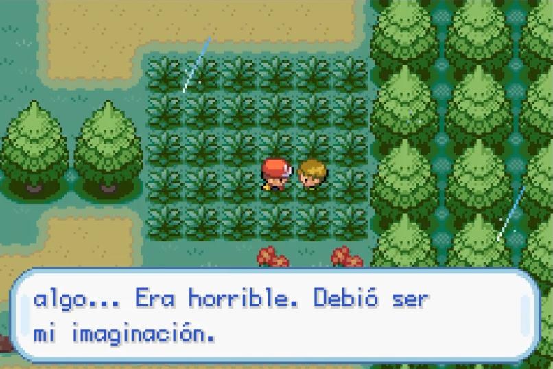 Niño asustado Pokemon Creep