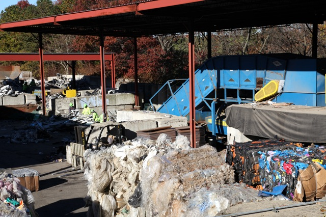 Paper and Plastic Recycling NY