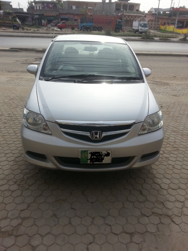 2007 Honda City Idsi For Sale In Jhelum