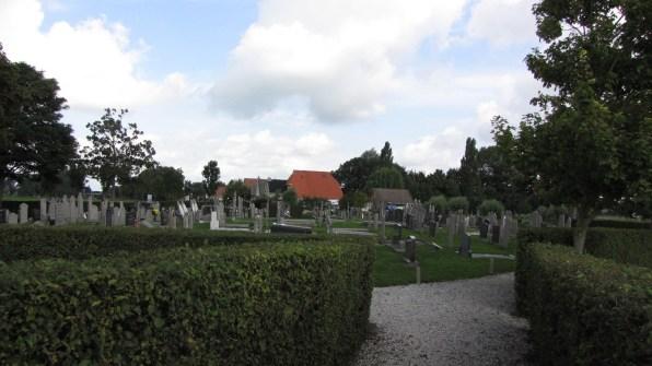 Begraafplaats Oosterzee 2