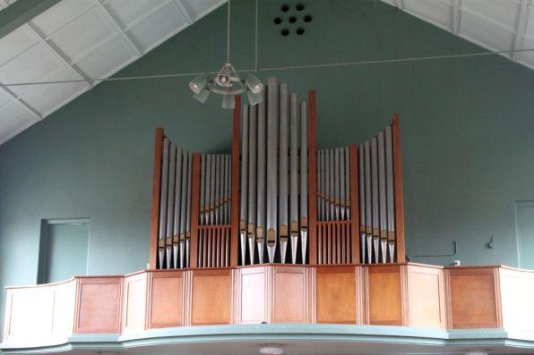 Kruiskerk - Echtenerbrug / Orgel