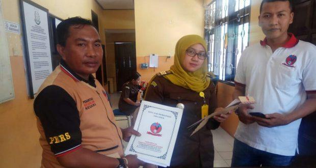 Tim PKN Probolinggo Laporkan Dugaan Korupsi