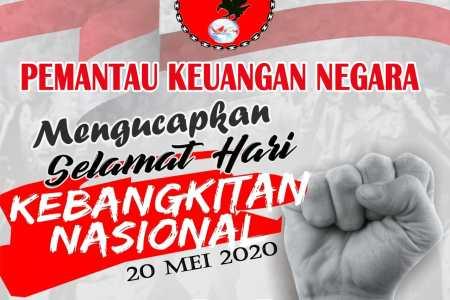 Pengarahan Pimpina PKN pada HARKITNAS  20 Mei 2020