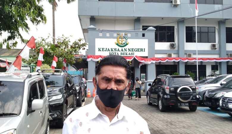 pemantau keuangan negara PKN melaporkan dugaan korupsi di sekda kota bekasi