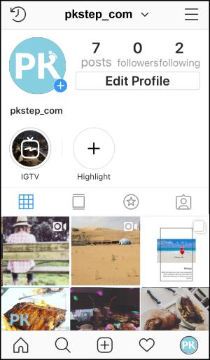 Instagram變成英文版?改不回中文介面好不習慣!暫時用這個解決辦法吧。 | 痞凱踏踏 | PKstep