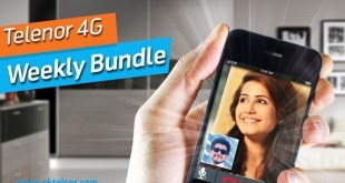 telenor 4g weekly unlimited internet bundle for djuicer and talkshawk