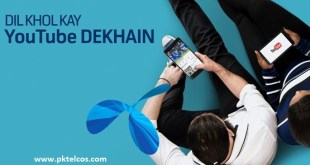 telenor video bundle for talkshawk and djuice