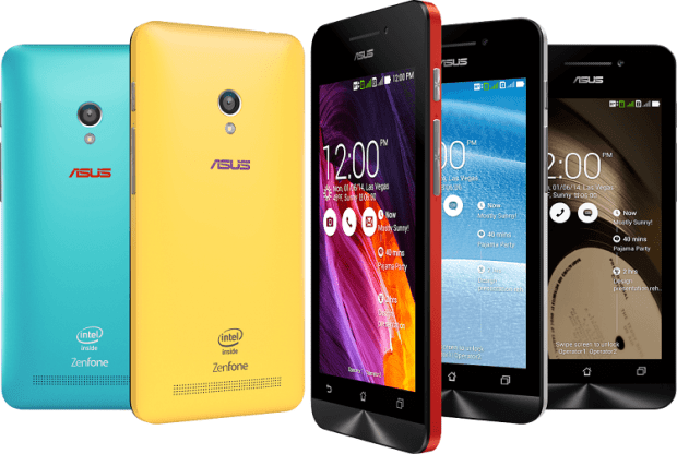 asus 43g 4g suppoted mobiles