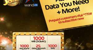 jazz weekly gold plus offer