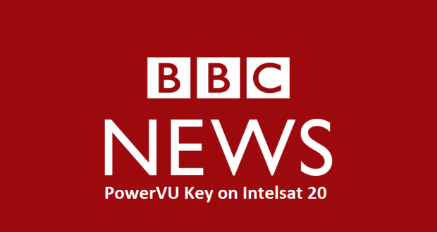 BBC World South Asia PowerVU Key