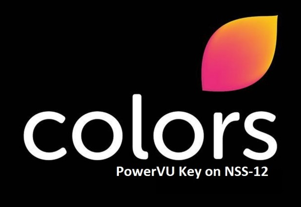 Colors TV PowerVU Key