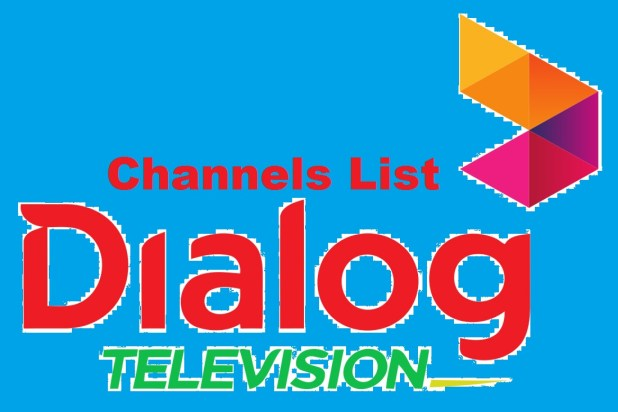 Dialog tv channel list