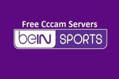 beIN sports cccam servers list free