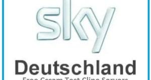 sky deutschland cccam test servers