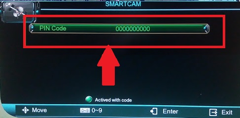 How to Install SmartCam Software in All Multimedia Satellite