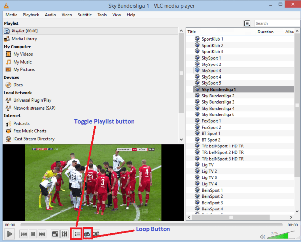 How to Play IPTV M3U Playlist on VLC Player - PkTelcos