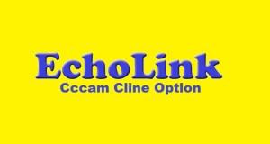 Echolink Cccam Cline option