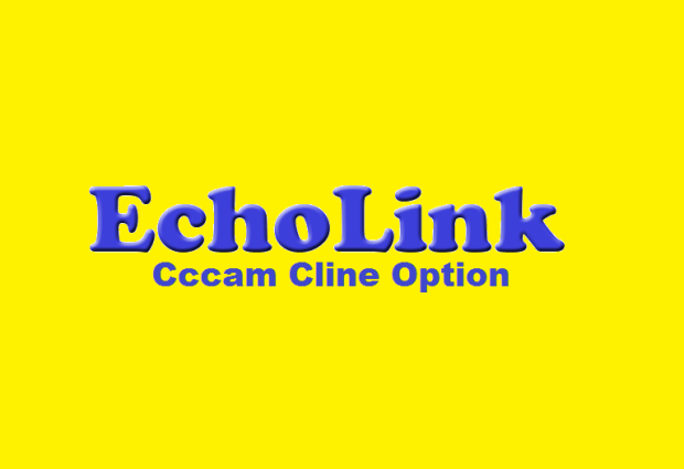 Echolink Cccam Cline option