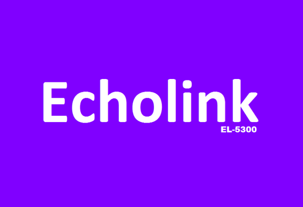 Echolink EL-5300 HD Receiver New PowerVU Key Software