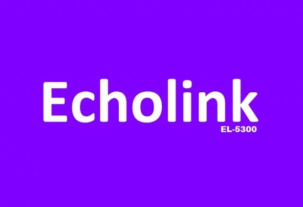 Echolink EL-5300 HD Receiver New PowerVU Key Software