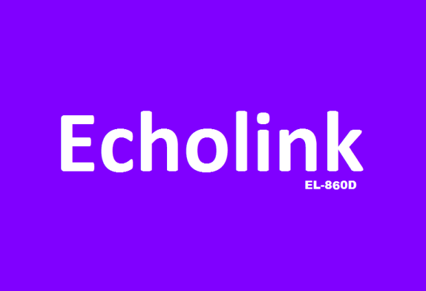 Echolink EL-860D HD Receiver New PowerVU Key Software