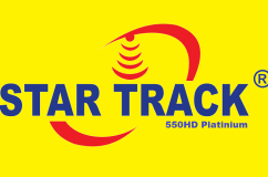 Star Track 550HD Platinium receiver