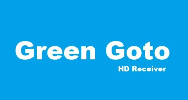 All Green Goto HD Receiver New PowerVU Key Software