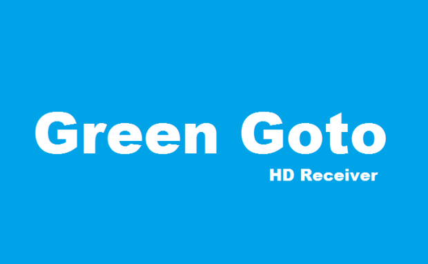 All Green Goto HD Receiver New PowerVU Key Software - PkTelcos
