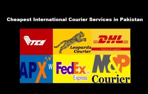 top courier companies in Pakistan