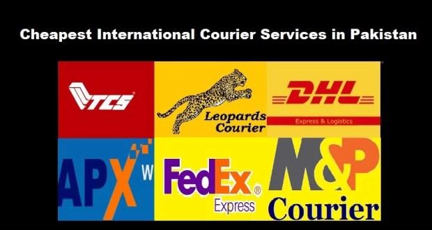 top courier companies in Pakistan