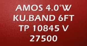 Amos Strong TP with Dish Size