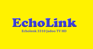 Echolenk 3310 Jadoo TV HD Receiver New PowerVU Key Software