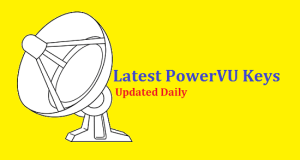 Latest powervu Keys Updated Daily