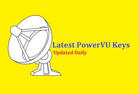 Latest New Powervu Keys 2019 Updated Daily - PkTelcos