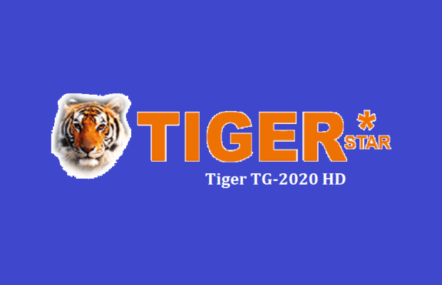 Tiger TG-2020 HD Receiver New Software 2019
