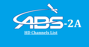 AbS-2A HD Channels List with Frequency @ 74.9° East