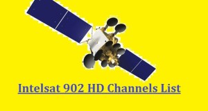Intelsat 902 HD Channels List with Frequency @ 62° East