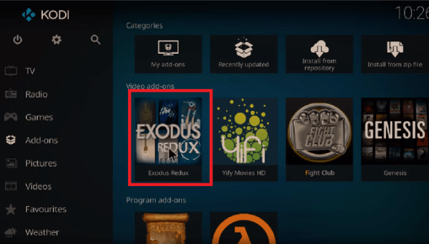 How to Fix No Stream Available Error in Exodus Redux Kodi Addon