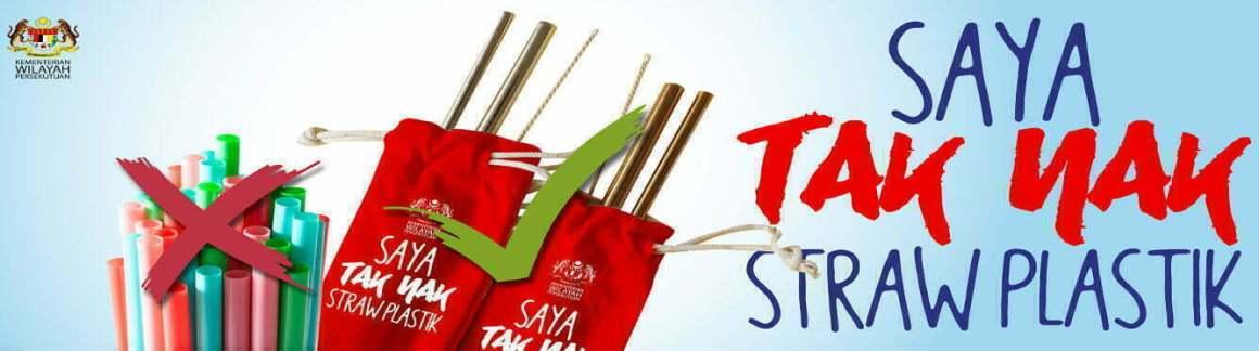 23102019 Web banner Saya Tak Nak Straw Plastik