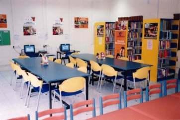 Perpustakaan Desa Kg DTunjung 03