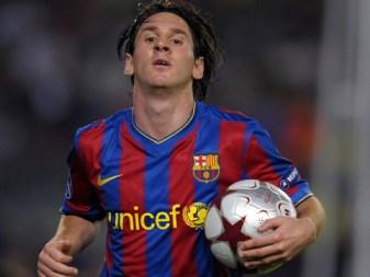 Cómo respira Leo Messi