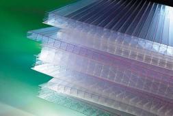 placas de policarbonato modular