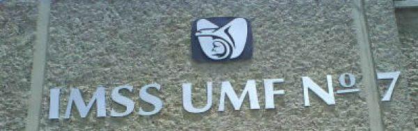 letrero imss