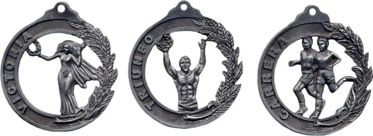 medallas y pines micro fundidos