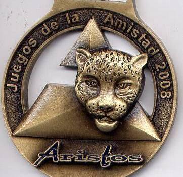 medallas en samac al alto relieve