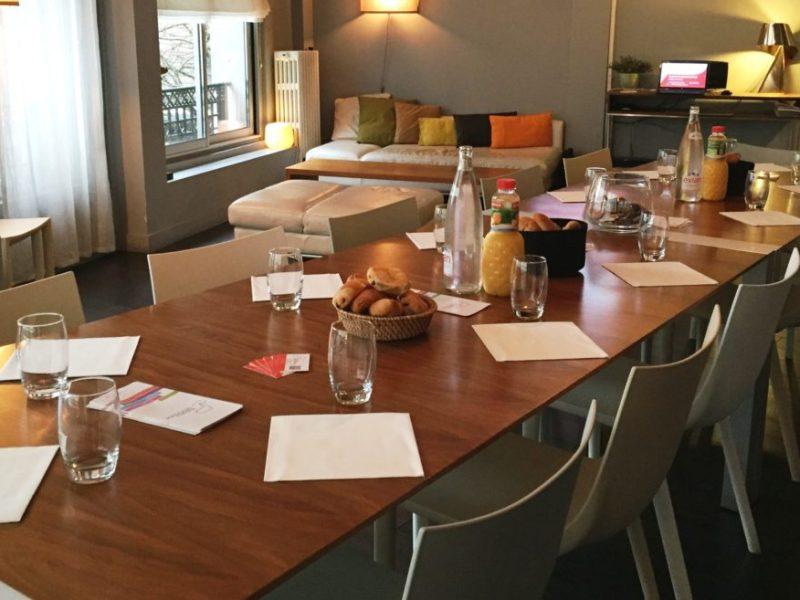 9 mars – Petit-déjeuner de présentation