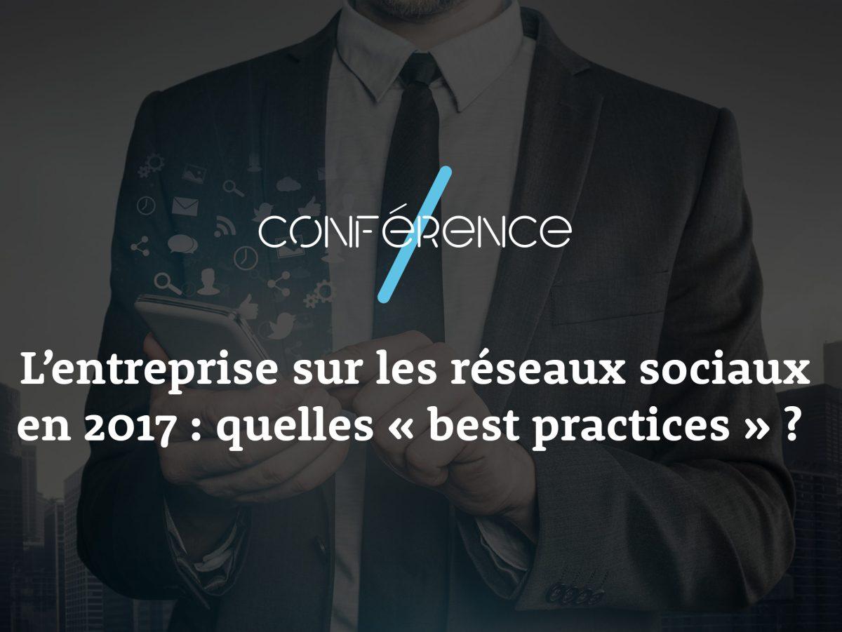 conference reseaux sociaux Lille