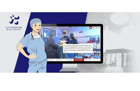 """8 juin – La communication numérique en centre hospitalier """"Comment conceptualiser l'expérience patient ?"""""""